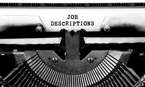 How Important are Job Descriptions?